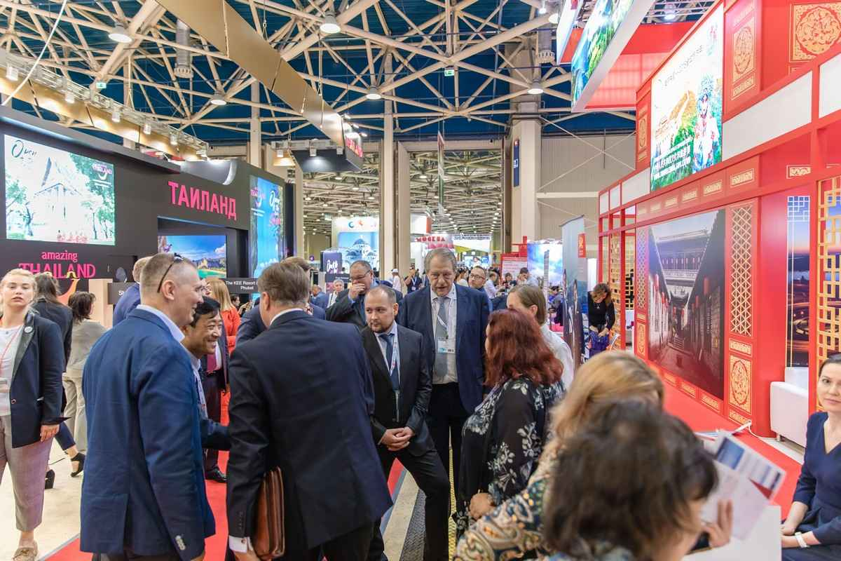 OTDYKH Leisure Moscow 2019 to Put Taipei in the Limelight