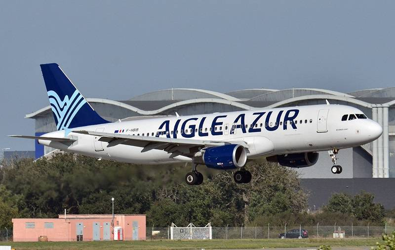 France's Cash-Strapped Aigle Azur Airline Closes