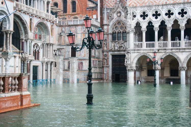 Severe Flooding in Venice Makes Cruise Lines Scratch their Heads for New Routes
