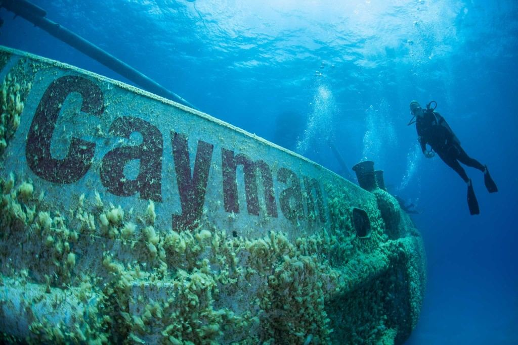 Divers on Cayman Islands Warn on Negative Impact of New Cruise Port