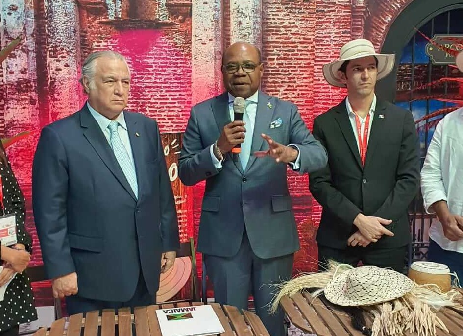 tourism ministers of Mexico, Jamaica and Panama