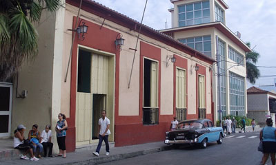 The Chess House of Santiago de Cuba