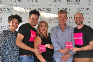 PinkCuracao Welcomes First Partners