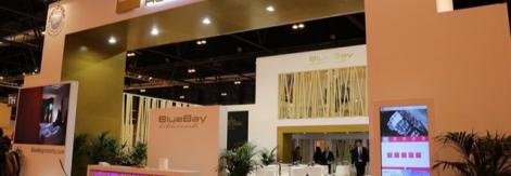 BlueBay stand in FITUR 2019