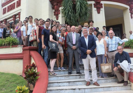 IX Excelencias Gourmet Gastronomic Seminar Gets Going in Havana