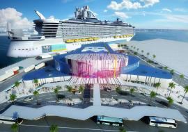 Galveston, Royal Caribbean Ink Long-Term Agreement for New Terminal