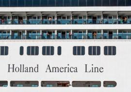 Holland American Line cruise