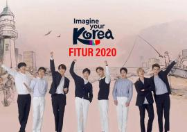 Imagine your Korea poster at FITUR 2020