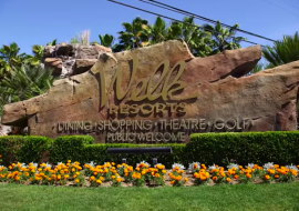 Welk Resorts entrance