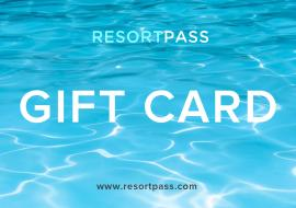 ResortPass gift card