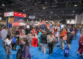 San Francisco/Bay Area Travel & Adventure Show 2020