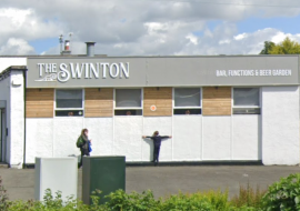 The Swinton Tavern in Glasglow