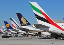 airlines tails