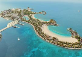 Coral Port Belize rendering