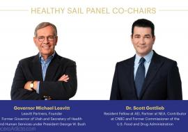 Healthy Sail co-chairs