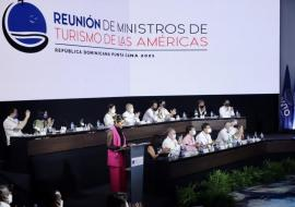 UNWTO summit in the Dominican Republic