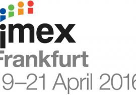 IMEX 2016 Revs Up Preps in Frankfurt