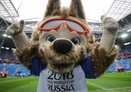 Russian Cities, Airports Get the Most of FIFA World Cup
