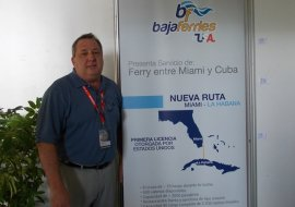 Baja Ferries USA Homes in on Cuba