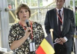 Belgian Minister's Visit Strengthens Trade Ties with Cuba