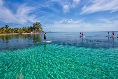 Tourist Arrivals in Belize Remain Heftily on the Rise
