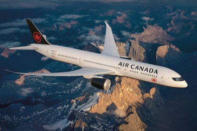 Air Canada Starts New Punta Cana, Cancun Services