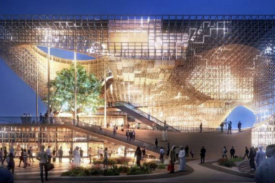 Tickets to See Expo 2020 Dubai's Construction Site Sold Out