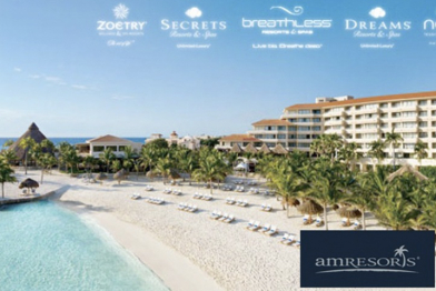 AMResorts Expands Brands in Mexico, the Caribbean