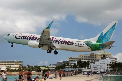 Caribbean Airlines to Launch Kingston-Grand Cayman Service