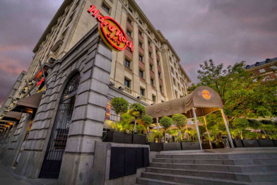 Hard Rock Madrid Slated to Open in 2020