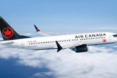 Air Canada to Step Up Paris-Montreal Service this Summer