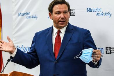 Florida Governor DeSantis